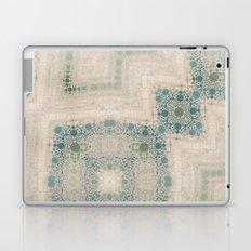 Sea Glass II Abstract Mosaic  Laptop & iPad Skin