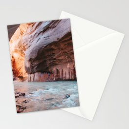 Zion Narrows Stationery Cards