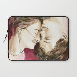 """Augustus Waters & Hazel Grace """"The Fault in Our Stars""""  Laptop Sleeve"""