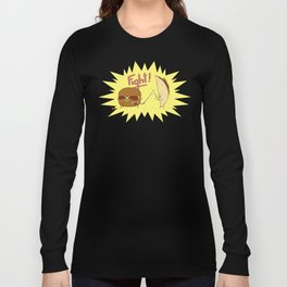 Food Fight ! Long Sleeve T-shirt