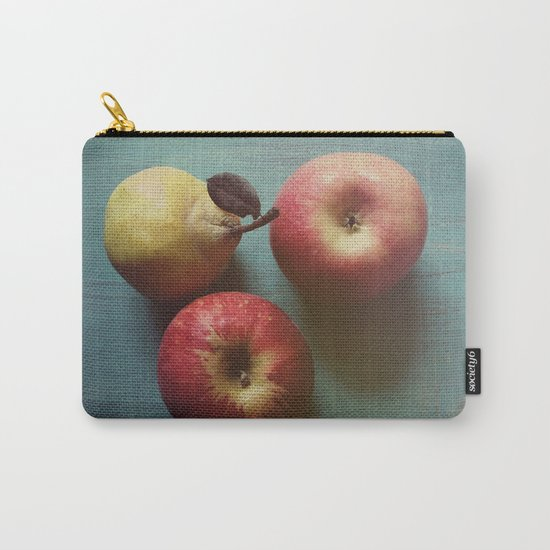 Autumn Apples Carry-All Pouch