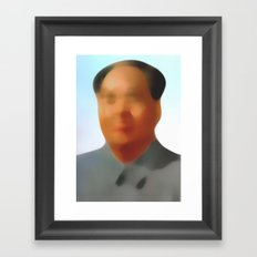 Dictator (study) Framed Art Print