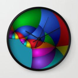 geometric still life -06- Wall Clock