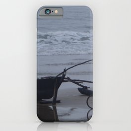 Boat by the Sea iPhone Case