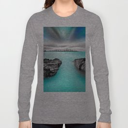 Quantum Divide Long Sleeve T-shirt