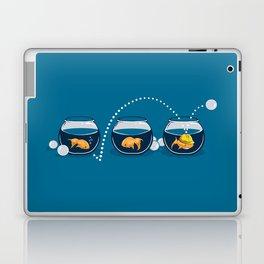 Prepared Fish Laptop & iPad Skin