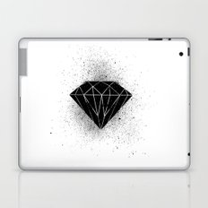 Black diamond! Laptop & iPad Skin