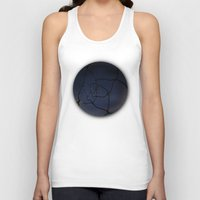 interstellar Tank Tops featuring InterStellar by Fiber