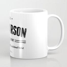 Vote Ben Carson 2016  Coffee Mug