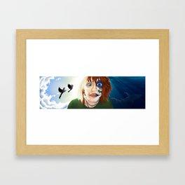 A Lifetime Spent Inside This Dream Of Mine Framed Art Print