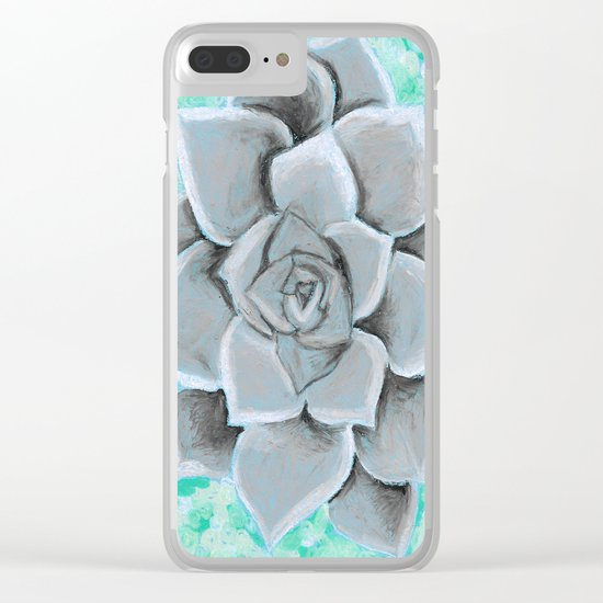 I'm A Succa For You Clear iPhone Case