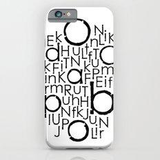 typo iPhone 6s Slim Case