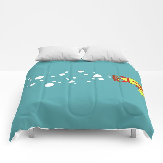 Bubblegun Comforters