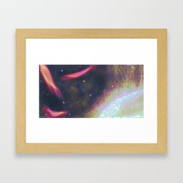 Our current path is a pretty simple formula for destruction. Framed Art Print