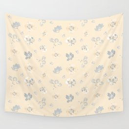 Watercolor Floral Pattern 111-22CW Wall Tapestry