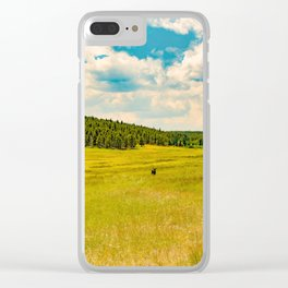 Sustain Clear iPhone Case