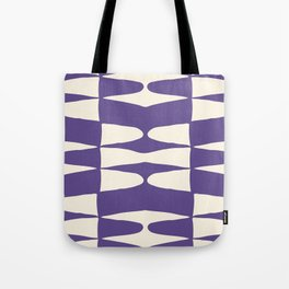 Zaha Ultra Violet Tote Bag