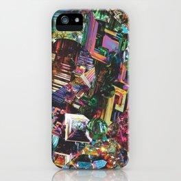 Bismuto kaleidoscope iPhone Case