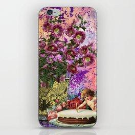 BIRTHDAY WISHES iPhone Skin