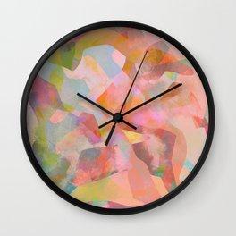 Camouflage XXVII Wall Clock