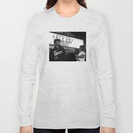 Uzi and Cartis Long Sleeve T-shirt