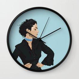 JENNIFER CONNELLY 01. Wall Clock