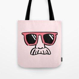 Too Cool (red magenta) Tote Bag