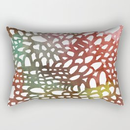 Loopy Rectangular Pillow