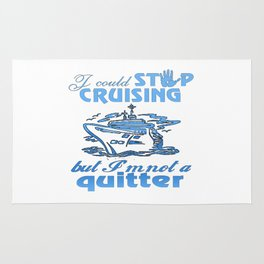 Cruise Lovers Rug