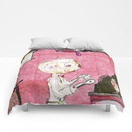 Spoon Hands Comforters