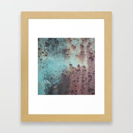 Eros-Ion Framed Art Print