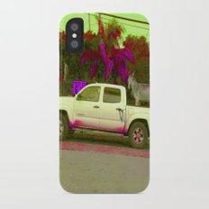 d o n k e y r i d e r  iPhone X Slim Case