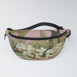 The Wonders of Cactus Island Fanny Pack