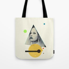 Isis - The keeper of all secrets Tote Bag
