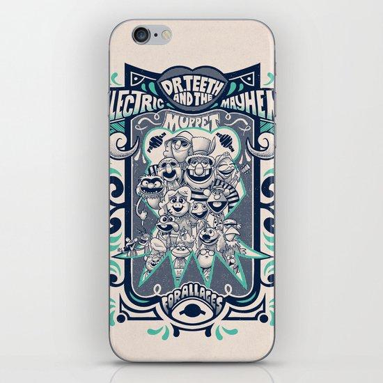 Reunion Tour iPhone & iPod Skin