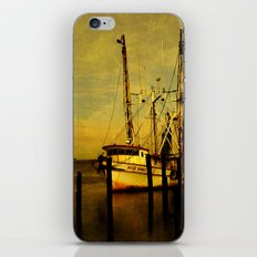 Rosa Marie is back in the Harbor iPhone & iPod Skin