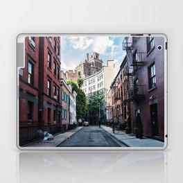 Gay Street, Greenwich Village Laptop & iPad Skin