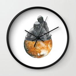 7 Unabomber Wall Clock