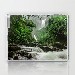 Deer Waterfall -  Bocaina - Brazil Laptop & iPad Skin