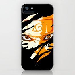 Hero Face iPhone Case