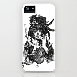 Chicana iPhone Case