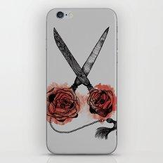 the scissors iPhone & iPod Skin
