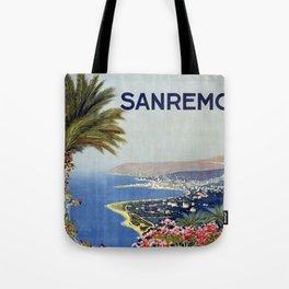 San Remo Tote Bag