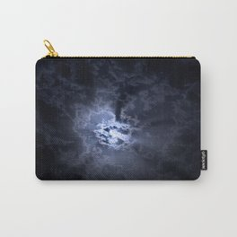 Full moon at night Carry-All Pouch