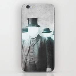Business As Usual  iPhone Skin