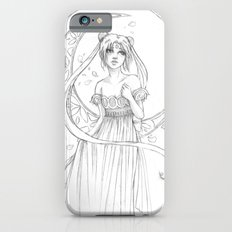 Sailor Moon-B&W Slim Case iPhone 6s