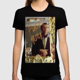 Fuck You, Jeff Goldblum T-shirt