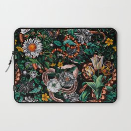 Dangers in the Forest V Laptop Sleeve