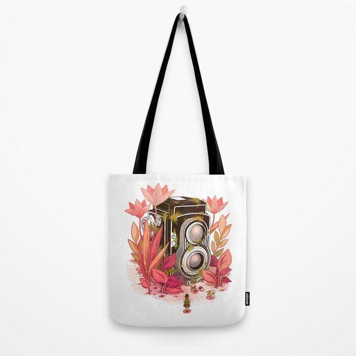 Vintage Cameras Tote Bag