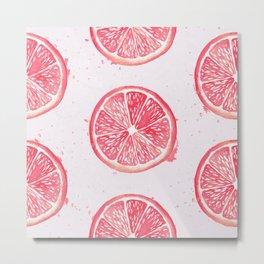 GrapeFruit P.F Metal Print